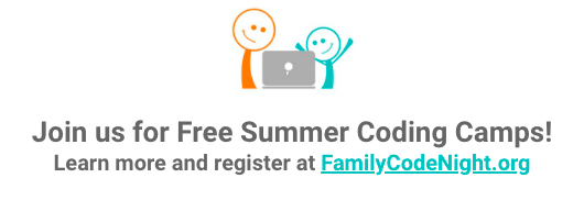 Free Summer Coding Camps!