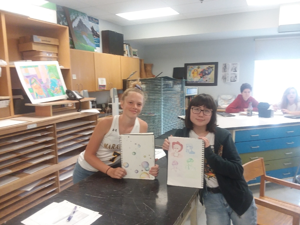Honors Studio Art