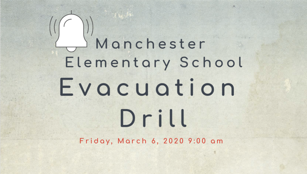 MES Evacuation Drill Planned