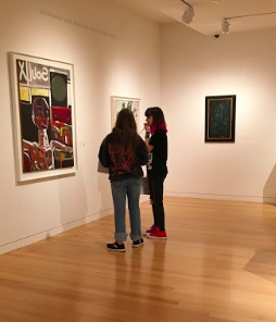 GT Field Trip to Colby Art Museum