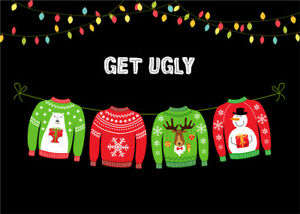 Ugly Sweater Week at MCHS!
