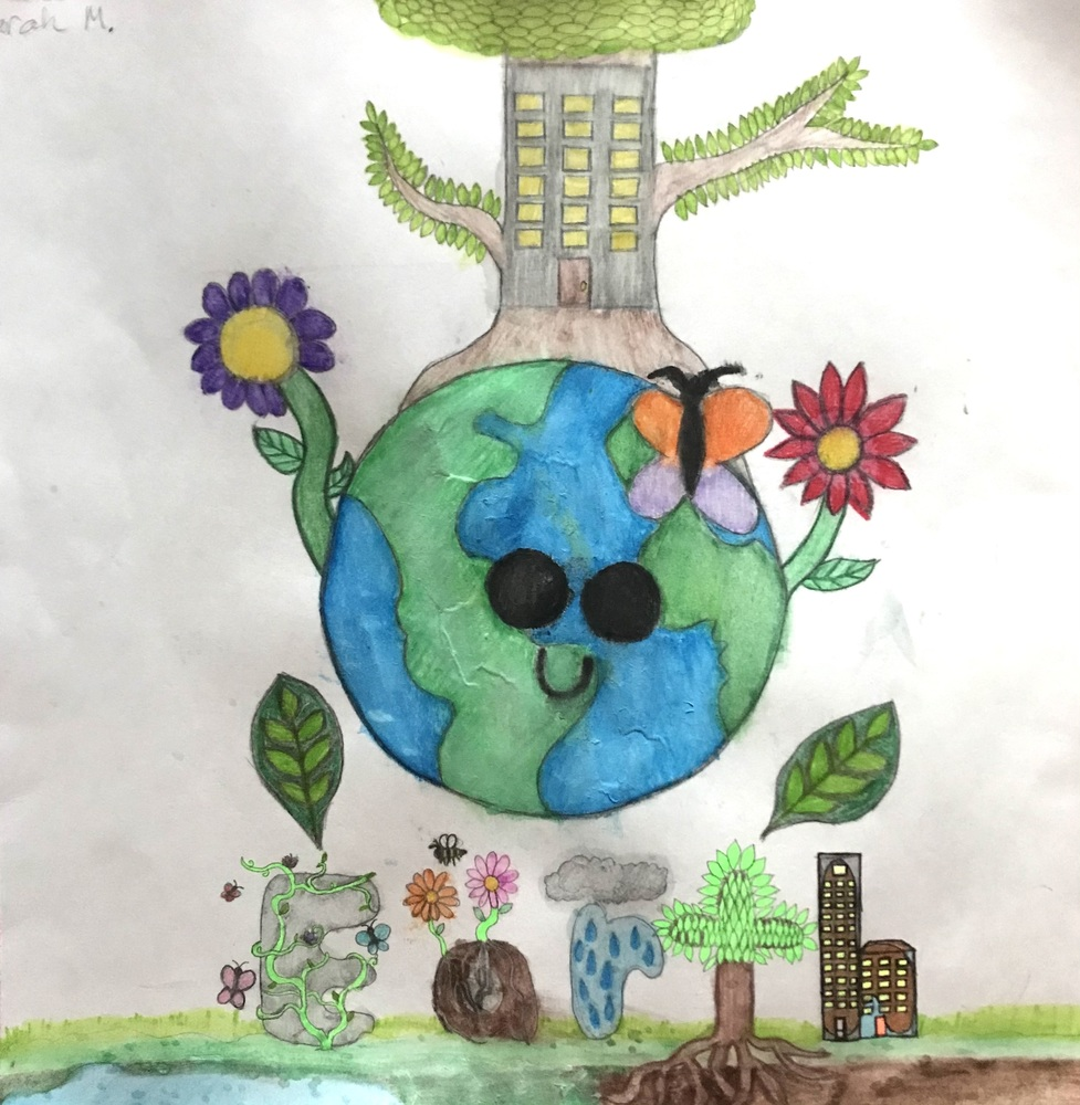 MCMS Earth Day Poster Contest