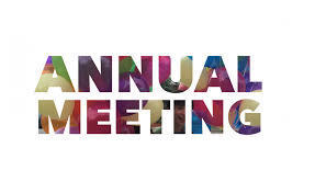 Annual Budget Meeting June 17, 2020