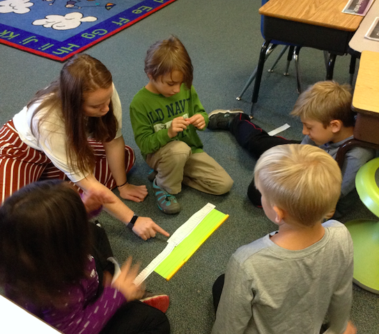 Measuring in 2nd Grade