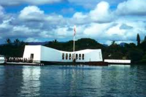 World War II in the Pacific - Want to go to Hawaii?