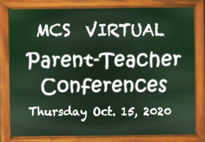 MCS Virtual Parent Teacher Conferences
