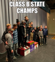 Class B State Champs