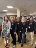 RSU#38 Attends Annual Technology Conference