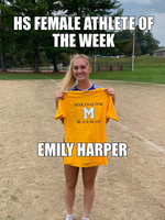 Hs female athlete of the week
