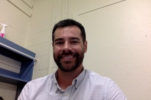 Welcome Mr. Hathaway to RES!