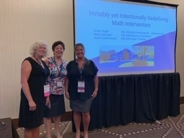 Wayne Teachers Present At NCTM!