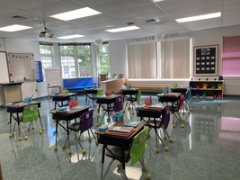 Ms. Barrett's 4th Grade Classroom