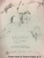 Costume Contest at MCMS on 10/30/20