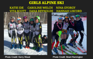 Girls Alpine Seniors