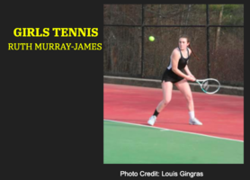 Girls Tennis Senior