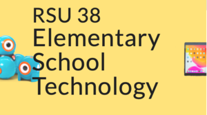 Elementary School Technology Website