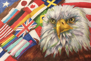 Winners Announced for MCMS Student Art Competition