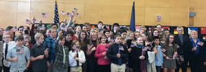 Naturalization Ceremony Held at MCMS