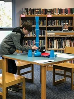 MCMS Students Compete in Robotics Competition
