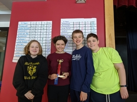 MCMS Math Team Gets First Place!