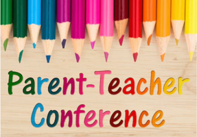Fall Parent Conferences (Virtual)