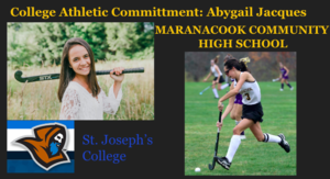 Aby Jacques- College Committment