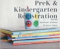 UPDATE: Pre-K & K Registration