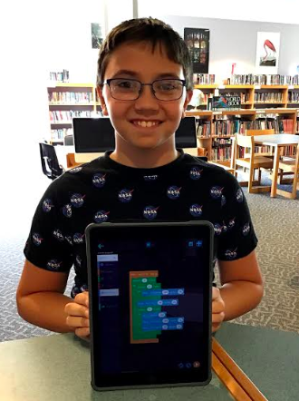 Larrie Minoty III has done some excellent coding!