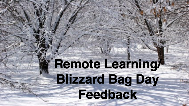 blizzard bag photo