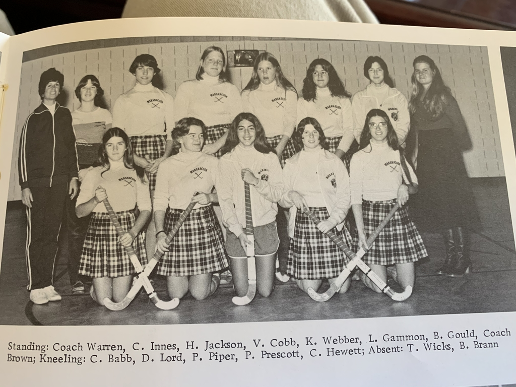 Field Hockey '77